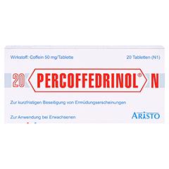 Percoffedrinol N 50mg 20 Stück N1 - Vorderseite