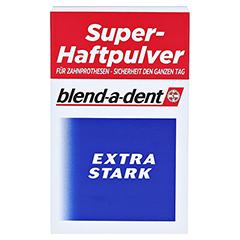 blend-a-dent Super Haftpulver extra stark 50 Gramm - Vorderseite