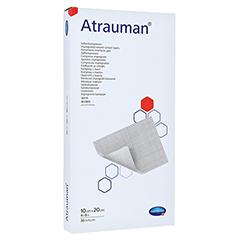 ATRAUMAN 10x20 cm steril Kompressen 30 Stück