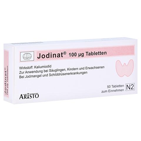Jodinat 100µg 50 Stück N2