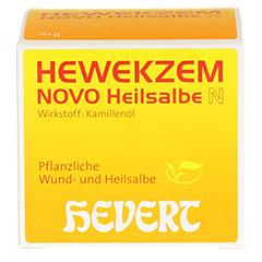 HEWEKZEM novo Heilsalbe N 70 Gramm - Vorderseite