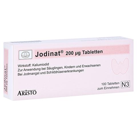 Jodinat 200µg 100 Stück N3