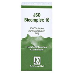 JSO-Bicomplex Heilmittel Nr.16 150 Stück N1 - Vorderseite