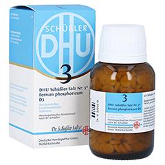 BIOCHEMIE DHU 3 Ferrum phosphoricum D 3 Tabletten 420 Stück N3