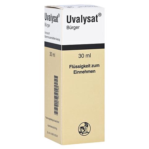 Uvalysat Bürger 30 Milliliter N1
