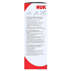 NUK Soft & Easy Handmilchpumpe 1 Stück - Linke Seite