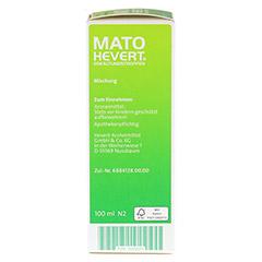 MATO Hevert Erkältungstropfen 100 Milliliter N2 - Linke Seite