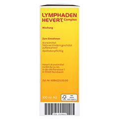 LYMPHADEN HEVERT Complex Tropfen 100 Milliliter N2 - Linke Seite