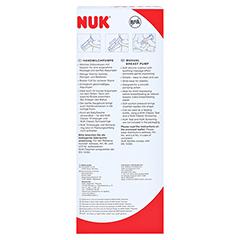 NUK Soft & Easy Handmilchpumpe 1 Stück - Rückseite