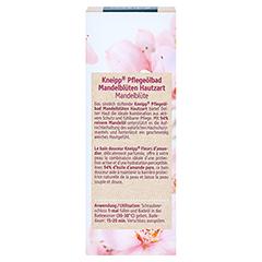KNEIPP Pflegeölbad Mandelblüten hautzart 100 Milliliter - Rückseite