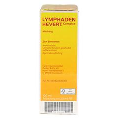 LYMPHADEN HEVERT Complex Tropfen 200 Milliliter N3 - Linke Seite