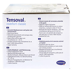 TENSOVAL comfort classic 1 Stück - Linke Seite