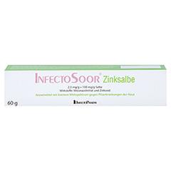 InfectoSoor Zinksalbe 60 Gramm N3 - Vorderseite