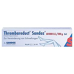 Thrombareduct Sandoz 60000I.E./100g 40 Gramm N1 - Vorderseite