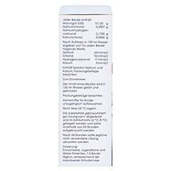 Macrogol HEXAL plus Elektrolyte 10 Stück N1 - Rechte Seite