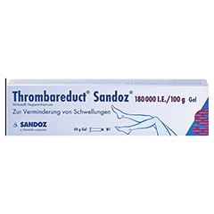 Thrombareduct Sandoz 180000I.E./100g 40 Gramm N1 - Vorderseite