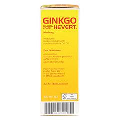 GINKGO BILOBA COMP.Hevert Tropfen 100 Milliliter N2 - Rechte Seite