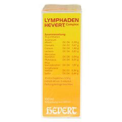 LYMPHADEN HEVERT Complex Tropfen 200 Milliliter N3 - Rechte Seite
