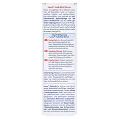 LUVOS Naturkosmetik MED Akutserum 50 Milliliter - Rückseite
