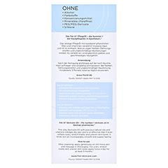 FREI ÖL PflegeÖl + gratis FREI ÖL Wasch & DuschCreme 200 ml 125 Milliliter - Rückseite