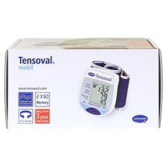 TENSOVAL mobil Handgel.Blutdruckuhr Comfort Air Te 1 Stück - Oberseite