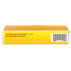 Vitamin B12 Folsäure Hevert Amp.-Paare 2x10 Stück N2 - Unterseite