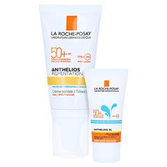 La Roche-Posay Anthelios Pigmentation LSF 50+ Sonnenschutz Creme + gratis La Roche Posay Anthelios XL 50+ 15 ml 50 Milliliter