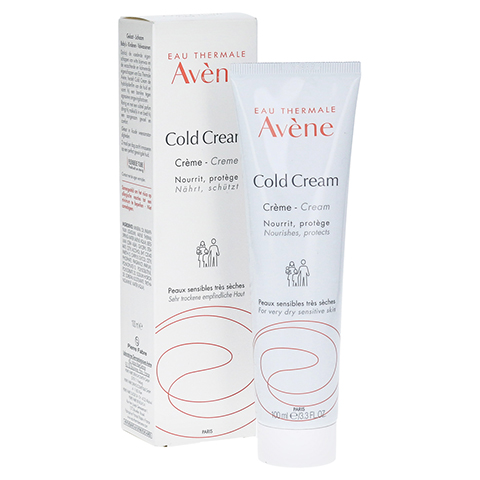 avene cold cream 100 milliliter online bestellen medpex. Black Bedroom Furniture Sets. Home Design Ideas