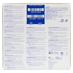 Dailies Aqua Comfort Plus, 90er 90 Stück - Rückseite
