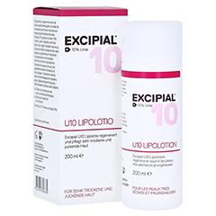EXCIPIAL U 10 Lipolotio 200 Milliliter