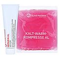 Heparin AL Salbe 50000 + gratis Aliud Pharma Kalt-Warm Kompresse 100 Gramm N2