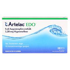 Artelac EDO Augentropfen 30x0.6 Milliliter N1 - Vorderseite