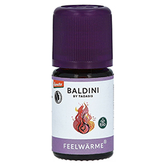 BALDINI Feelwärme Bio demeter Öl 5 Milliliter
