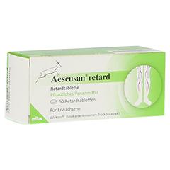 Aescusan retard 50 Stück N2