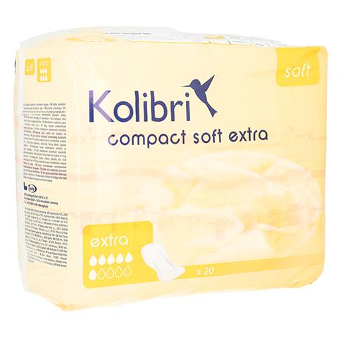 KOLIBRI compact soft Vorlagen anatomisch extra 20 Stück