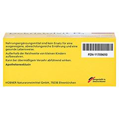 Dekristolvit D3 5.600 I.E. Tabletten + gratis Dekristolvit Sonnenreiseführer 60 Stück - Unterseite