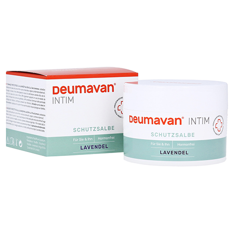 Deumavan Schutzsalbe Lavendel Dose 100 Milliliter