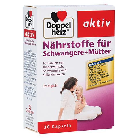 Doppelherz aktiv Nährstoffe für Schwangere + Mütter 30 Stück
