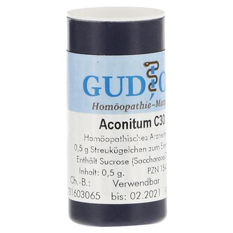 ACONITUM C 30 Einzeldosis Globuli 0.5 Gramm N1