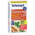 TETESEPT Ginseng 220 plus Lecithin+B-Vitamine Tab. 30 Stück