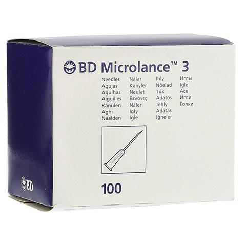 BD MICROLANCE Kanüle 22 G 1 0,7x25 mm 100 Stück