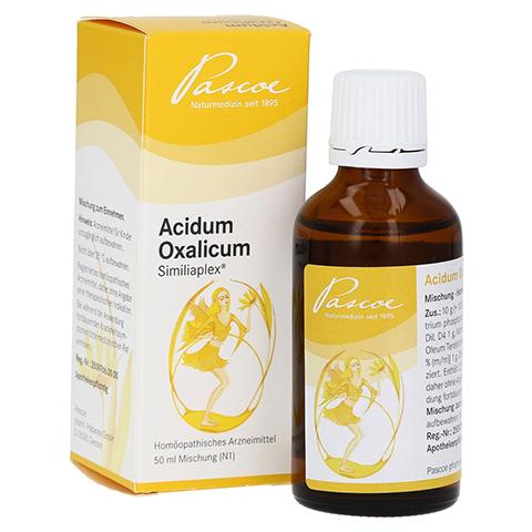 ACIDUM OXALICUM SIMILIAPLEX Tropfen 50 Milliliter N1