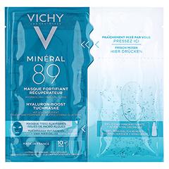 Vichy Minéral 89 Hyaluron-Boost Tuchmaske 1 Stück