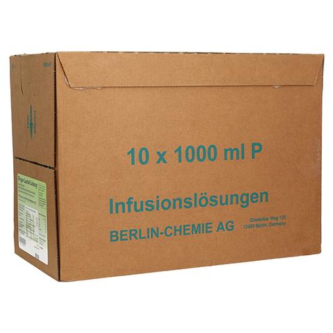 RINGER LACTAT Plastik Infusionslösung 10x1000 Milliliter N2