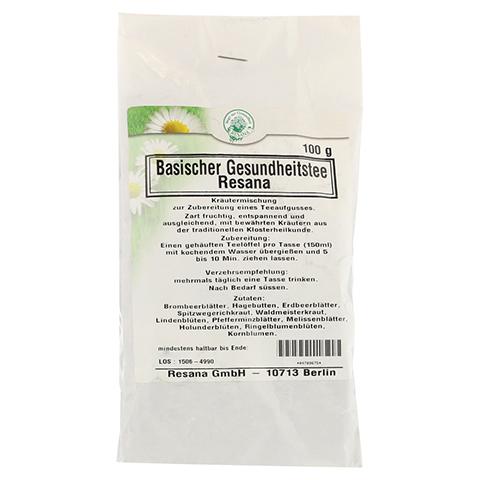 BASISCHER Gesundheitstee Resana 100 Gramm
