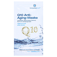 Q10 ANTI-AGING Maske 10 Milliliter