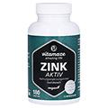 ZINK AKTIV 25 mg hochdosiert vegan Tabletten 180 Stück