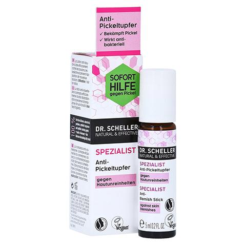 DR.SCHELLER Spezialist Anti-Pickeltupfer Lösung 5 Milliliter