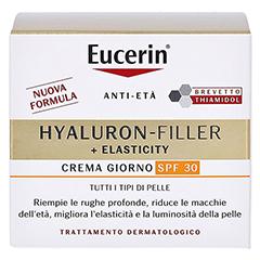 EUCERIN Anti-Age HYALURON-FILLER+Elasticity LSF 30 50 Milliliter - Rückseite