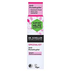 DR.SCHELLER Spezialist Anti-Pickeltupfer Lösung 5 Milliliter - Vorderseite